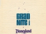 Grad Nite at Disneyland 1968